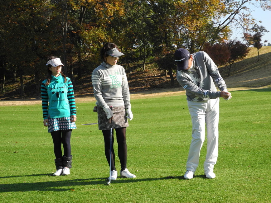 牧野裕のEnjoy Golf~アプローチショットについて