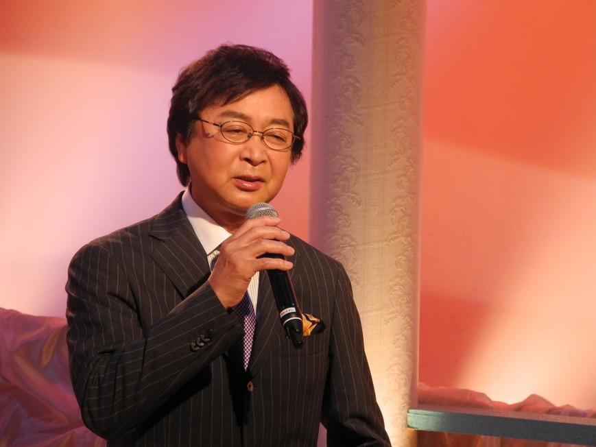 知里のミュージックエッセンスPartII ゲスト:新沼謙治