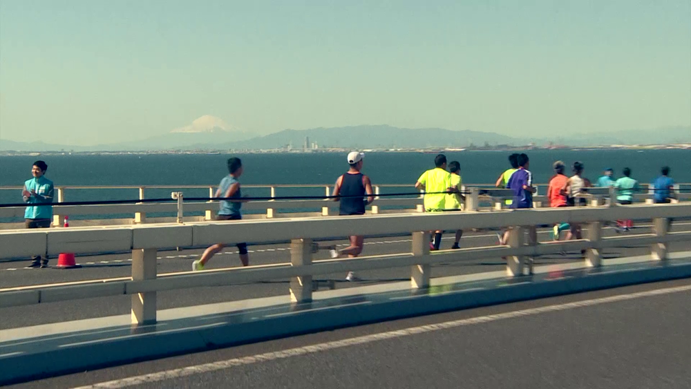 ちばアクアラインマラソン 2022年11月6日開催決定 参加申込は3月から