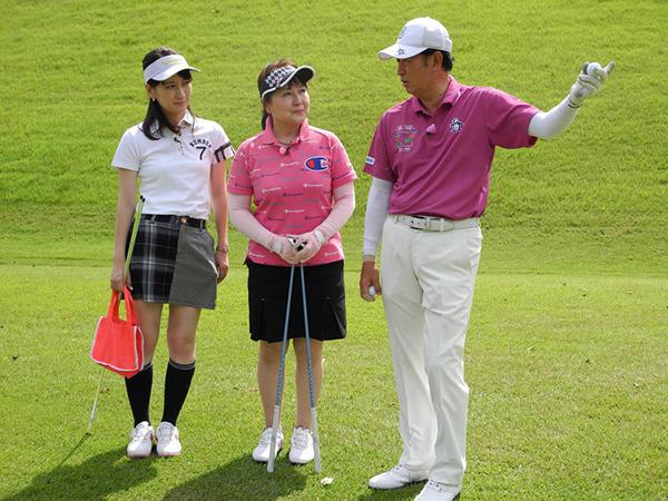 牧野裕のEnjoy Golf~30Yくらいのクラブ選択とショットについて