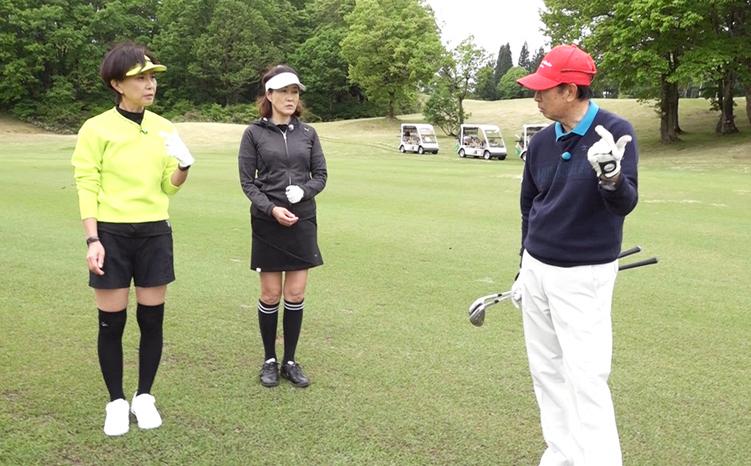 牧野裕のEnjoy Golf~この時期のラフからの打ち方についてアドバイス~