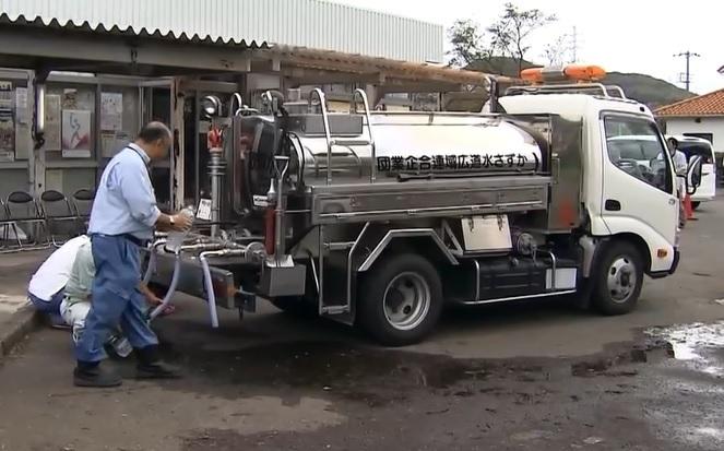 千葉県内 9月25日の給水所開設情報
