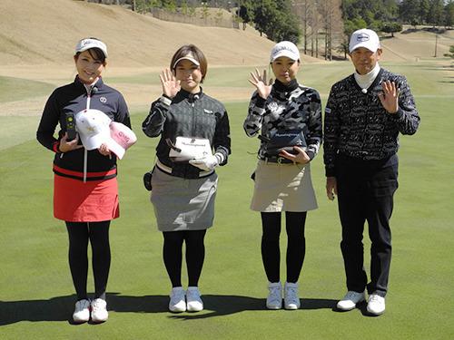 牧野裕のEnjoy Golf~アプローチの基本的な打ち方~