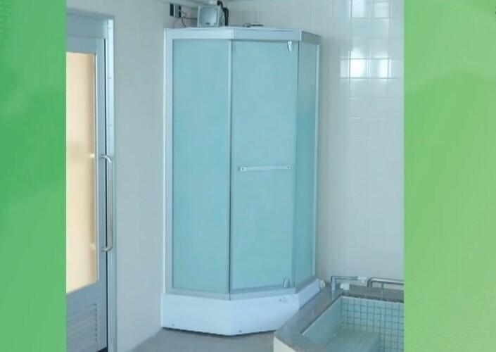 """千葉県市川市長室のシャワー室""""移設"""" 今後はコロナ患者対応の医療従事者が活用"""