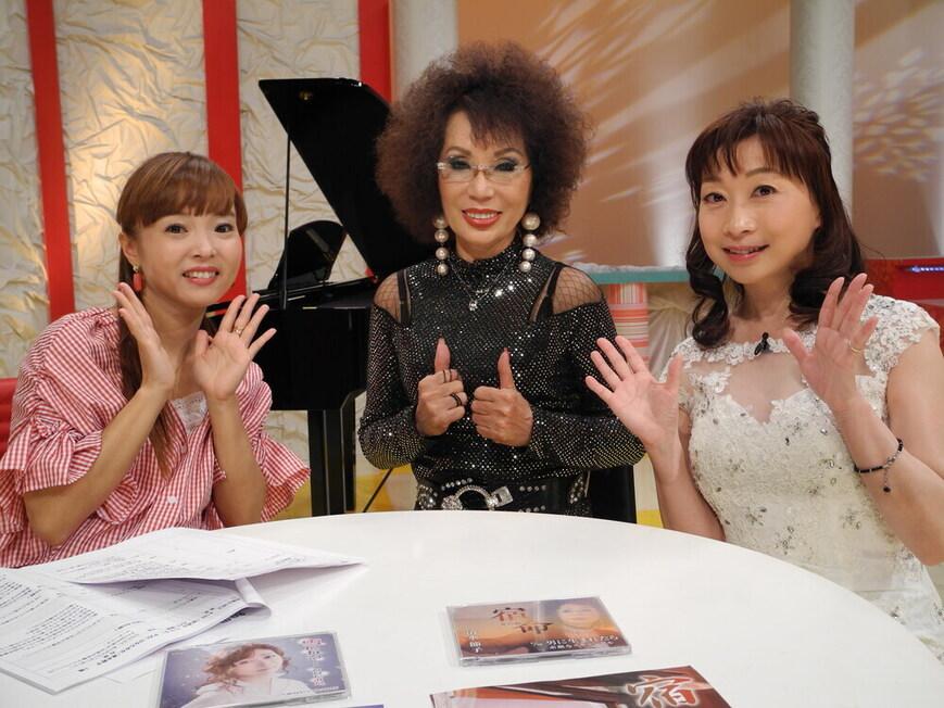 知里のミュージックエッセンスPartII ゲスト:清水節子、ひなたみな