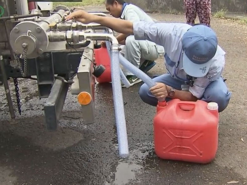 千葉県内 9月19日の給水所開設情報