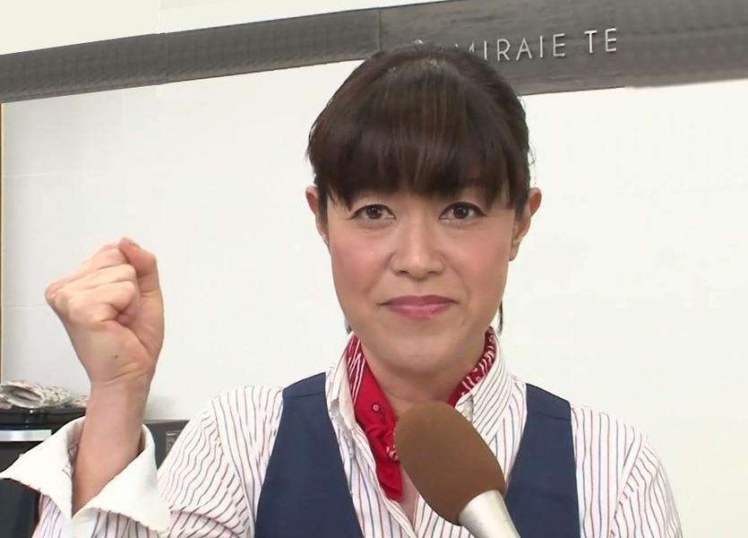 番組「ごちそうライフ3」出演の中沢初絵さん 千葉の台風被災者思い義援金募る