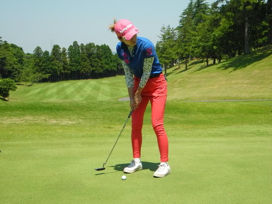 牧野裕のEnjoy Golf~パットの距離感について