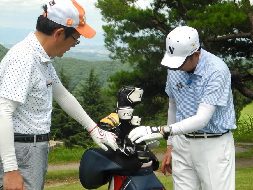 牧野裕のEnjoy Golf~クラブセッティングのアドバイス~