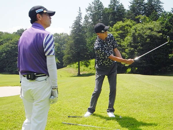 牧野裕のEnjoy Golf~ラフからのアプローチのレッスン~