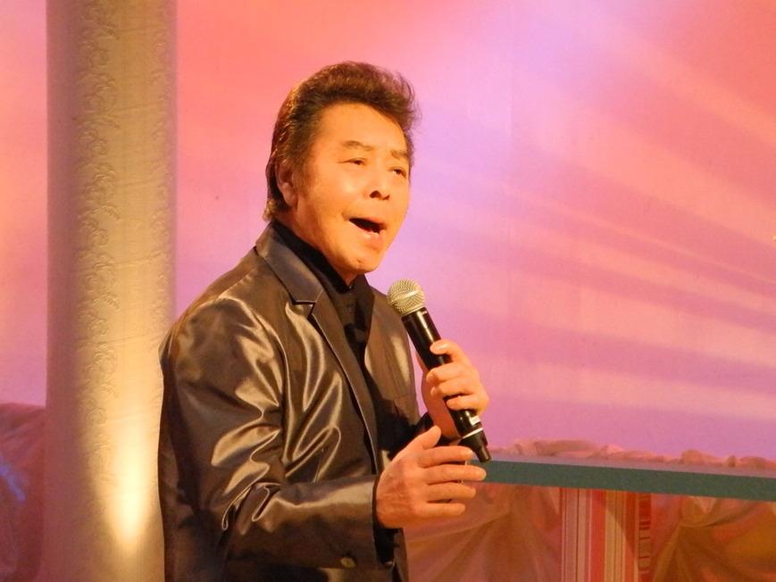 知里のミュージックエッセンスPartII ゲスト:冠二郎