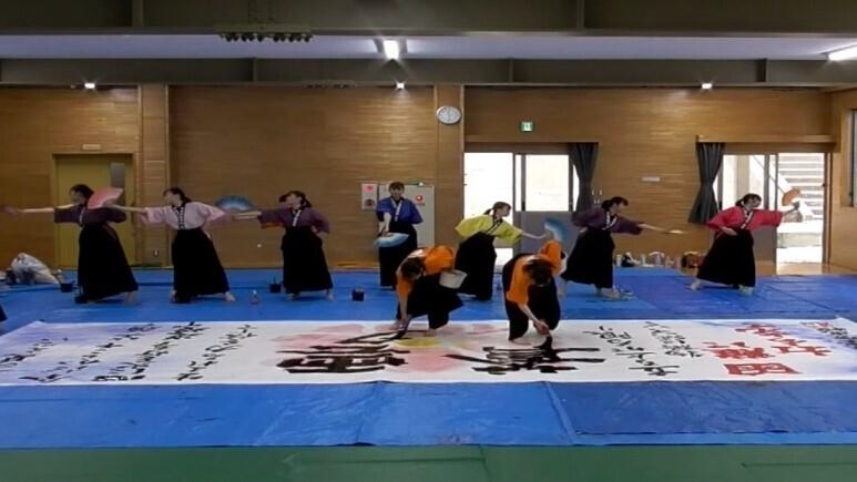 東京五輪で千葉県我孫子市 動画でスロベニア選手を激励!