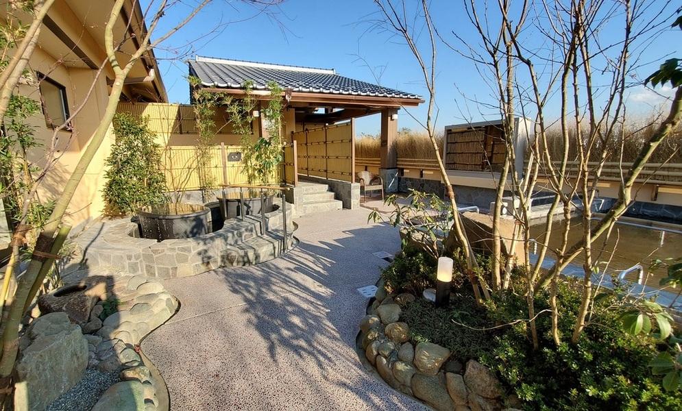 成田空港のすぐ近く 「成田空港温泉 空の湯」 12月18日オープン