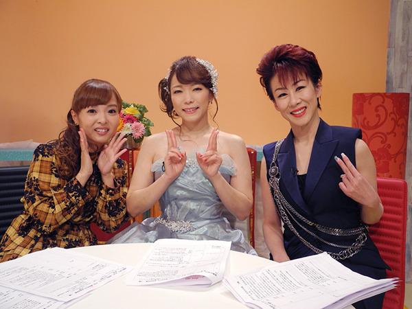 知里のミュージックエッセンスPartII ゲスト:清水まり子、花咲ゆき美