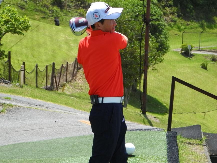 牧野裕のEnjoy Golf~アイアンのシャンクについて