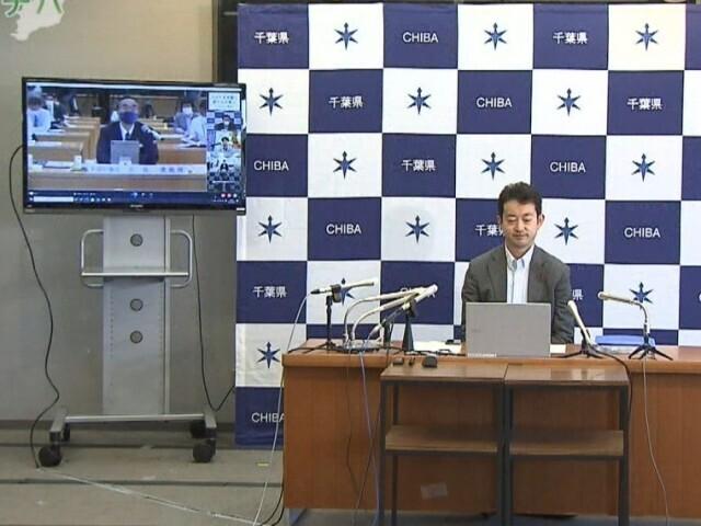 熊谷千葉県知事 飲食店の独自認証制度で「対策と営業の両立実現を」