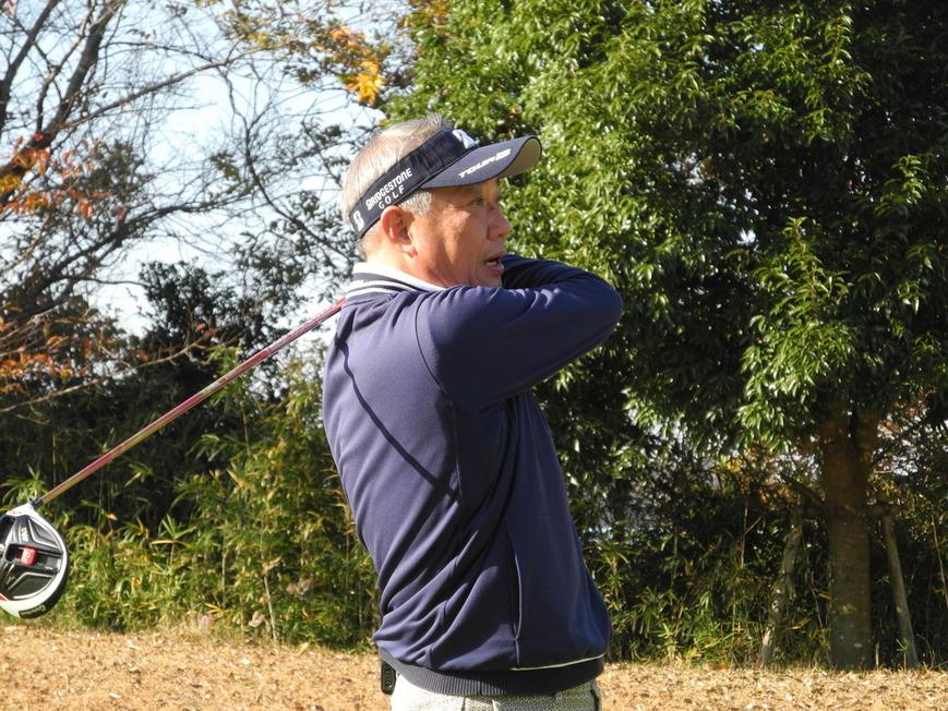 牧野裕のEnjoy Golf~つま先上がり、左足上がりのショットについて