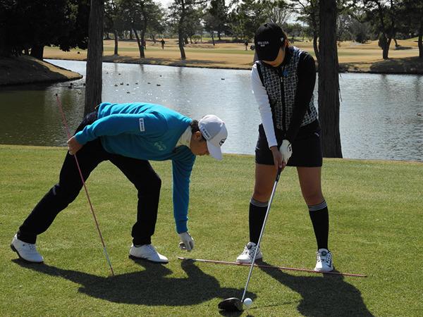 牧野裕のEnjoy Golf~アドレスで右を向いてしまう癖を直したい~