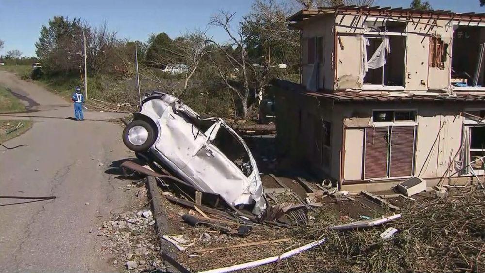 千葉県内 台風19号 死傷者17人 住宅被害も約100軒 | チバテレ+プラス