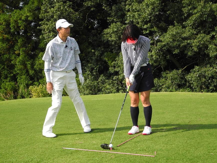 牧野裕のEnjoy Golf~ドライバーの方向性について