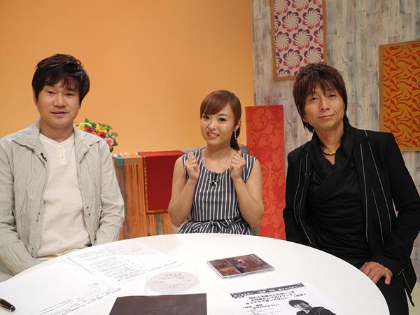 知里のミュージックエッセンスPartII ゲスト:まつざき幸介、寺本圭佑