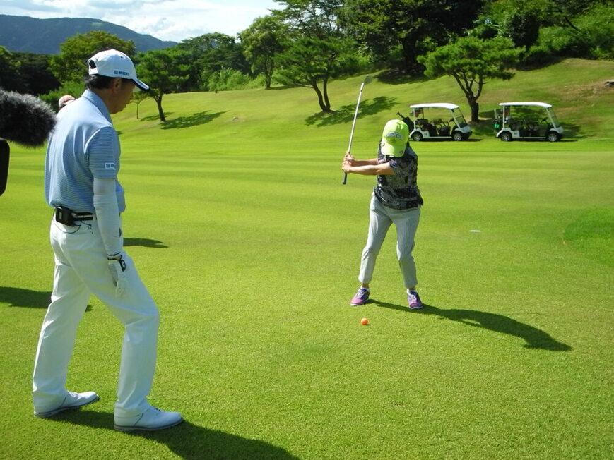 牧野裕のEnjoy Golf~ショートアプローチのレッスン~