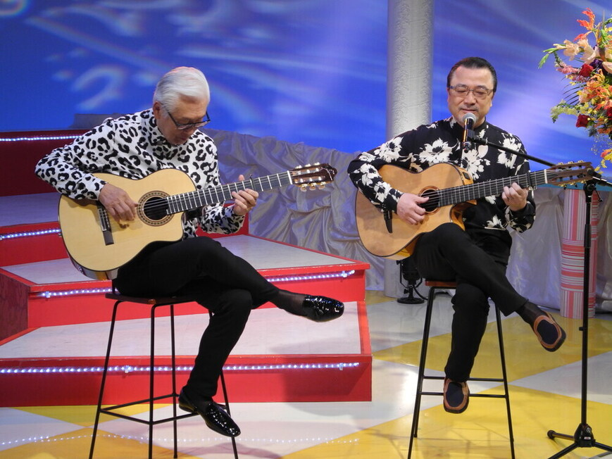 知里のミュージックエッセンスPartII ゲスト:佳山明生、齋藤功