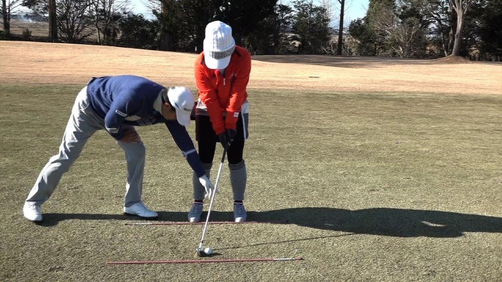 牧野裕のEnjoy Golf~アドレスのチェックポイント