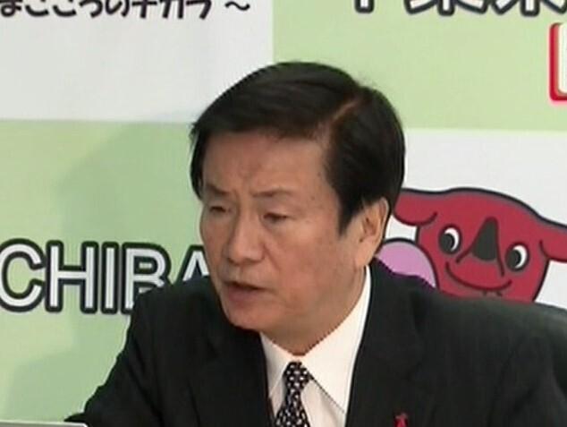 森田健作千葉県知事 雇用調整助成金の柔軟な見直しなど提案