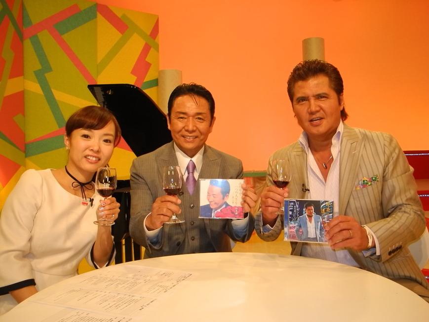 知里のミュージックエッセンスPartII ゲスト:山本譲二、竹内力