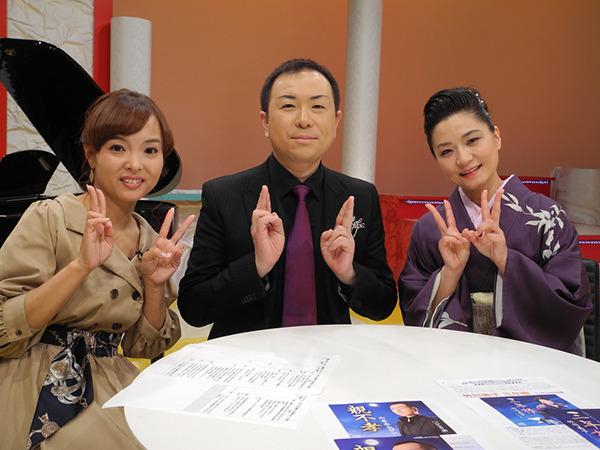 知里のミュージックエッセンスPartII ゲスト:竹川美子、六本木ヒロシ
