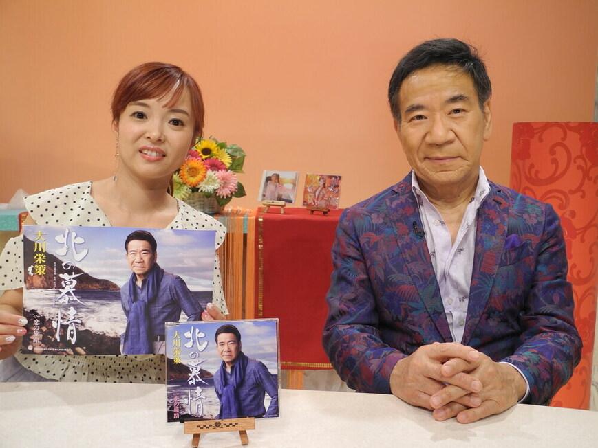 知里のミュージックエッセンスPartII ゲスト:大川栄作